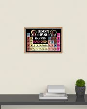 ELEMENTS OF AN EDUCATED BLACK QUEEN 24x16 Poster poster-landscape-24x16-lifestyle-09