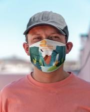 Yosemite National park Cloth Face Mask - 3 Pack aos-face-mask-lifestyle-06