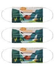 Yosemite National park Cloth Face Mask - 3 Pack front