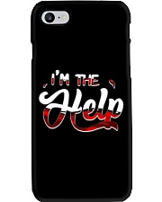 I'M THE HELP Phone Case tile