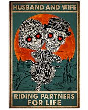 RIDING PARTNERS  16x24 Poster front