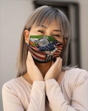Irish Blood 7 Cloth Face Mask - 3 Pack aos-face-mask-lifestyle-17