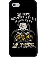 SIX FEET BACK  Phone Case thumbnail
