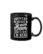 COUNTRY MUSIC AND BEER Mug thumbnail