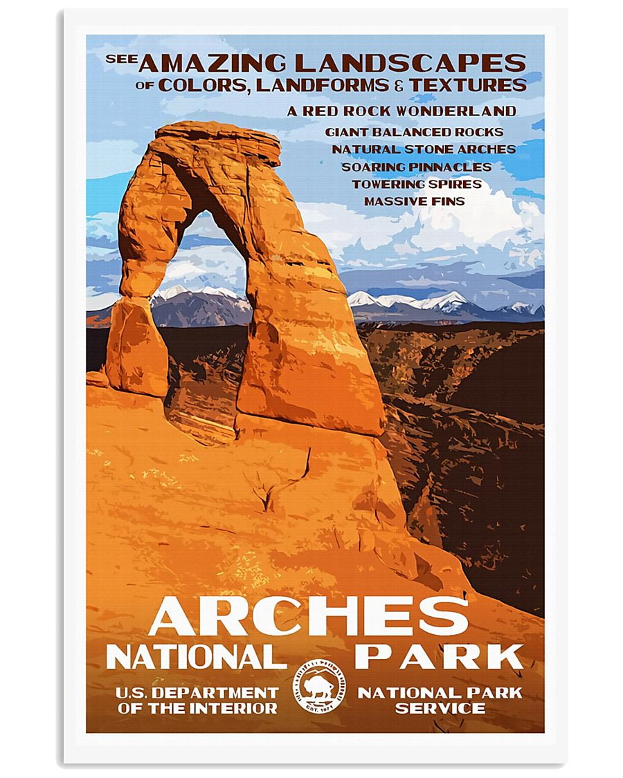 ARCHES 11x17 Poster