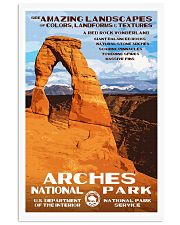 ARCHES 11x17 Poster front