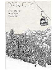 PARK CITY POSTER 16x24 Poster front