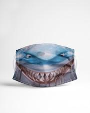 Shark Lovers 3 Cloth face mask aos-face-mask-lifestyle-22