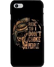 I RIDE T-SHIRT Phone Case thumbnail