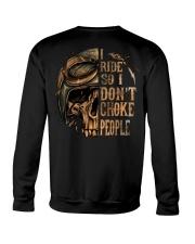 I RIDE T-SHIRT Crewneck Sweatshirt tile