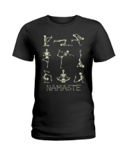 NAMASTE T-SHIRT Ladies T-Shirt front