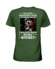 Bring whiskey Ladies T-Shirt thumbnail