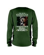 Bring whiskey Long Sleeve Tee thumbnail
