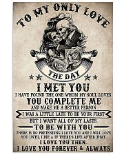 YOU COMPLETE ME 16x24 Poster front