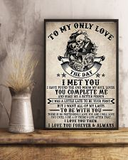 YOU COMPLETE ME 16x24 Poster lifestyle-poster-3