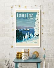 CRATER LAKE 11x17 Poster lifestyle-holiday-poster-3