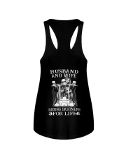 RIDING PARTNERS FOR LIFE Ladies Flowy Tank thumbnail