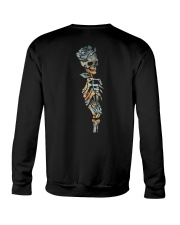 ROSE SKULL Crewneck Sweatshirt tile