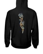 ROSE SKULL Hooded Sweatshirt thumbnail
