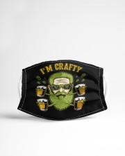 Craft Beer 3 Cloth face mask aos-face-mask-lifestyle-22