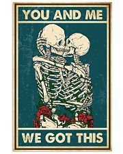 YOU AND ME  16x24 Poster front