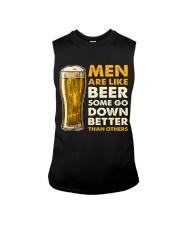 MEN ARE LIKE BEER  Sleeveless Tee thumbnail