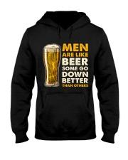 MEN ARE LIKE BEER  Hooded Sweatshirt thumbnail