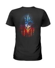 AME SKULLT-SHIRT  Ladies T-Shirt thumbnail