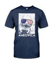 AMEOWICA Classic T-Shirt front
