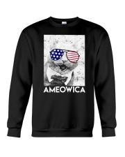 AMEOWICA Crewneck Sweatshirt thumbnail