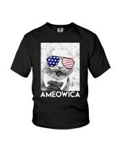 AMEOWICA Youth T-Shirt thumbnail