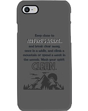 NATURES HEART T-SHIRT Phone Case thumbnail
