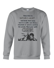 NATURES HEART T-SHIRT Crewneck Sweatshirt thumbnail