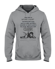 NATURES HEART T-SHIRT Hooded Sweatshirt thumbnail