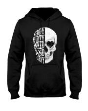 NERDY DIRTY INKED AND CURVY Hooded Sweatshirt thumbnail