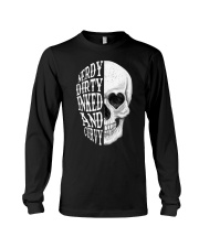 NERDY DIRTY INKED AND CURVY Long Sleeve Tee thumbnail