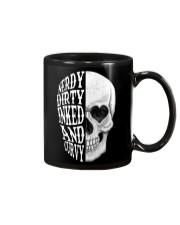 NERDY DIRTY INKED AND CURVY Mug thumbnail