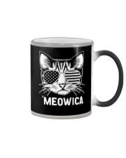 MEOWICA - INDEPENDENCE DAY Color Changing Mug thumbnail