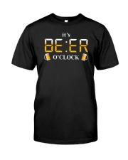 BEER O'CLOCK T-SHIRT Premium Fit Mens Tee thumbnail