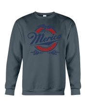 Great shirt for Independence Day Crewneck Sweatshirt thumbnail