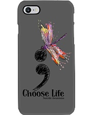 CHOOSE LIFE  Phone Case thumbnail
