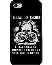 SOCIAL DISTANCING Phone Case thumbnail