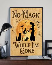 NO MAGIC WHILE I'M GONE 11x17 Poster lifestyle-poster-2