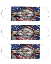 NATIVE AMERICA Cloth Face Mask - 3 Pack front