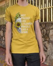 FRAGILE LIKE A BOMB Classic T-Shirt apparel-classic-tshirt-lifestyle-21