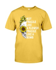FRAGILE LIKE A BOMB Classic T-Shirt front