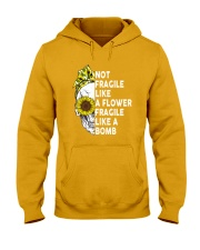 FRAGILE LIKE A BOMB Hooded Sweatshirt thumbnail