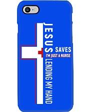 Jesus saves - Nurse Phone Case thumbnail