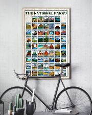 THE NATIONAL PARKS - w 24x36 Poster lifestyle-poster-7