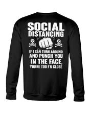 PUNCH YOU MALE Crewneck Sweatshirt tile